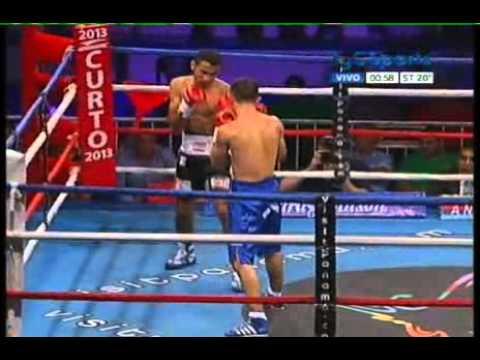 Hugo Verchelli Vs. Stiven Monterrosa. WBC.