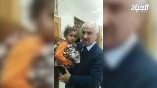 والي ولاية سعيدة يتوجه بالشكر إلى كل من ساهم في العثور على الطفلة مريم
