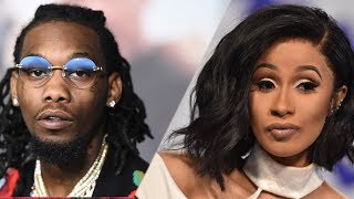 Video Offset Welcomes New Baby To The World: Should Cardi B Be Worried? MP3, 3GP, MP4, WEBM, AVI, FLV Maret 2018