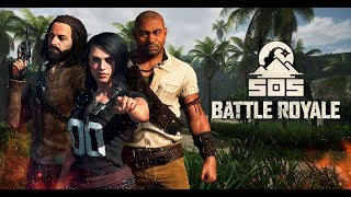 Видео к игре SOS из публикации: Симулятор выживания SOS сменил жанр — теперь это Battle Royale