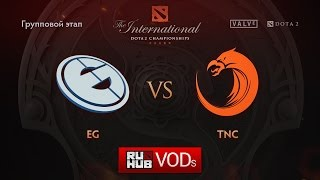 TnC vs Evil Geniuses, game 1