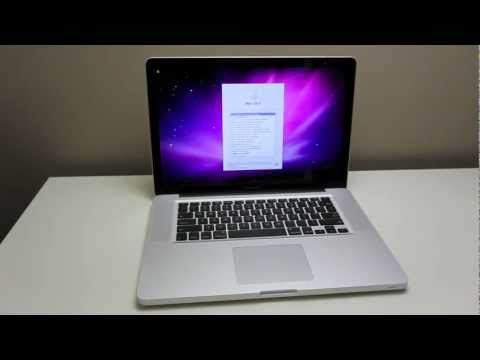 2011 Macbook Pro Unboxing - Save money buy your MacBook Pro here - http://amzn.to/IX3g3p This is an unboxing and overview of the 2011 MacBook Pro. Here are some more specs on the specif...