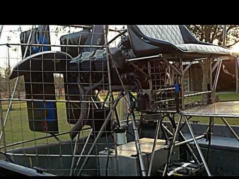 AIRBOAT LAKE CITY, Fl – For Sale Airboat Aircraft Engine Plus
