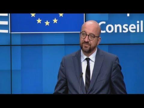 Συνέντευξη Τύπου  από τον Charles MICHEL, νεοεκλεγμένο Πρόεδρο του Ευρωπαϊκού Συμβουλίου