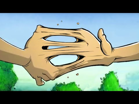 """Handshake"" Animated Short Film by Patrick Smith"