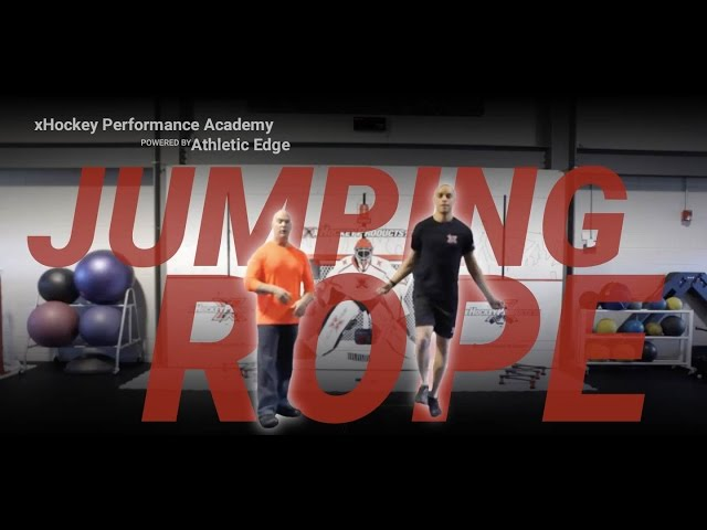 Jumping Rope | Bryce Salvador & Ben Shear | xHockey Performance Academy