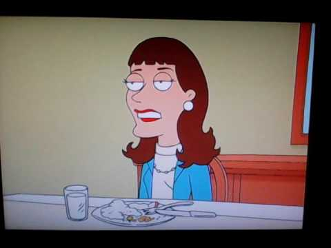 Family Guy Lady goes Crazy