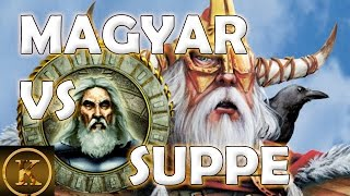 Age of Mythology the Titans ESO match from back in the good old days. Some nostalgia action. Magyar vs Soup In the game itself we forgot to mention this guy ...