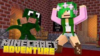 Minecraft - Little Kelly Adventures : LITTLE LIZARD PRANKED ME!