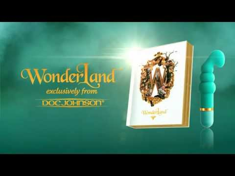 Doc Johnson Wonderland The Pleasurepillar
