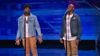 Video America's Got Talent 2015 S10E02 The Craig Lewis Band Soulful Singing Duo MP3, 3GP, MP4, WEBM, AVI, FLV Maret 2019