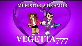 MI HISTORIA DE AMOR CON VEGETTA777 - JUEGOS DEL HAMBRE c/ Vege...
