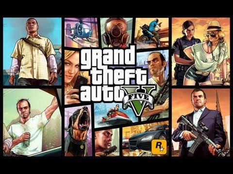 เกมGTA - Use our promo code GLP to get 10% off your purchase at Kontrol Freek: http://www.kontrolfreek.com/ GTA V GAME MOVIE ON XBOX ONE: http://www.youtube.com/watch...
