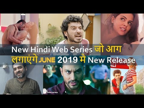 Top 5 Best Hindi Web Series Release In June 2019 | best hindi original series of June 2019