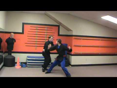 Tigon Martial Arts Techniques Demonstration