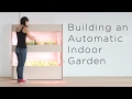Download Lagu Setting Up an Automatic Indoor Garden | Customizing a Click and Grow system Mp3 Free