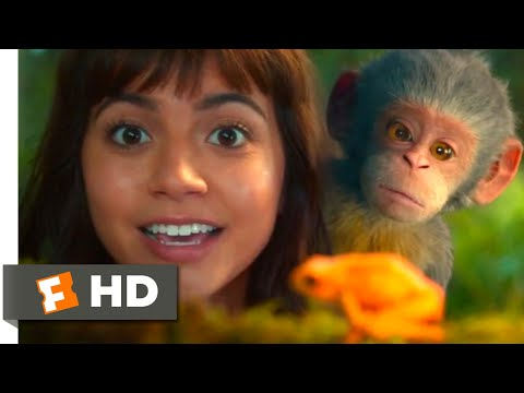 Dora and the Lost City of Gold (2019) - Today's Adventure Scene (1/10) | Movieclips