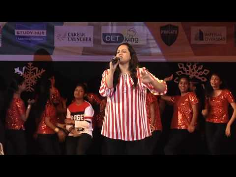 Video Vaishali samant @BVCOE,Navi Mumbai in Abhiyaan 2K17 || Dajiba || Gulabachi Kali download in MP3, 3GP, MP4, WEBM, AVI, FLV January 2017