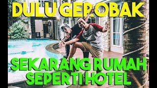 Video DULU NYA GEROBAK SEKARANG RUMAH SEPERTI HOTEL #AttaGrebekRumah DENNY CAGUR PART 2 MP3, 3GP, MP4, WEBM, AVI, FLV Desember 2018