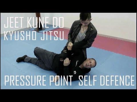 |HD| Jeet Kune Do Pressure Point Knock Out ( Kyusho Jitsu- Dim Mak)| Melbourne Ri Chu Kung Fu