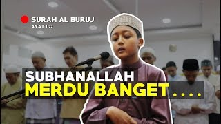 Video Suara Merdu Imam cilik ini bikin MERINDING, COBA DENGARKAN !!! |  Haidar Ramadhan ᴴᴰ MP3, 3GP, MP4, WEBM, AVI, FLV Desember 2018