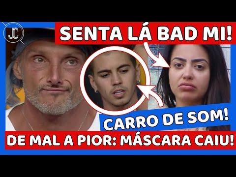 🔥Biel RECEBERÁ CARRO DE SOM; Juliano É DESMASCARADO! Mirella DE MAL A PIOR desabafo RIDÍCULO rende