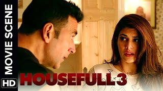 Jac Lean On Me   Housefull 3   Movie Scene