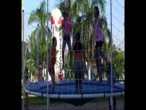 Viradinha Esportiva em São João de Iracema - Parte 1