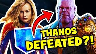 Video CAPTAIN MARVEL & Thanos Infinity Stone AVENGERS ENDGAME Theory MP3, 3GP, MP4, WEBM, AVI, FLV Mei 2019