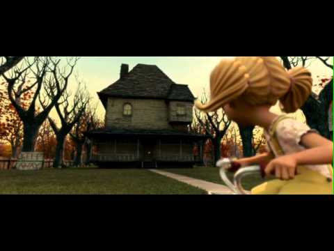 Audio Post Production Project - Monster House