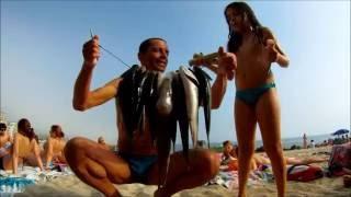 Video Pesca submarina  Póvoa de Varzim em 17 Julho 2016 MP3, 3GP, MP4, WEBM, AVI, FLV Desember 2017