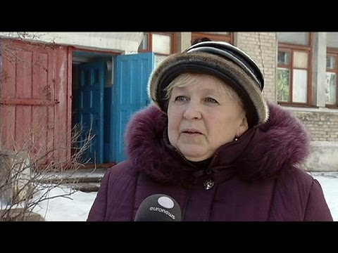 Ουκρανία: Η ζωή στην πρώτη γραμμή του πολέμου ένα χρόνο μετά το Μινσκ