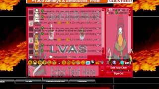 How To Get A Cool Xat Name Design