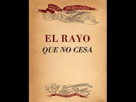 SONETOS de Miguel Hernadez. Recita Paco Rabal