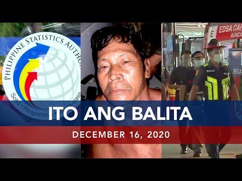 UNTV: Ito Ang Balita | December 16, 2020