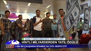 Video Hintli Milyarderin Tatil Ödülü İçin Yolladığı Çalışanlar İstanbul''da MP3, 3GP, MP4, WEBM, AVI, FLV Juli 2018