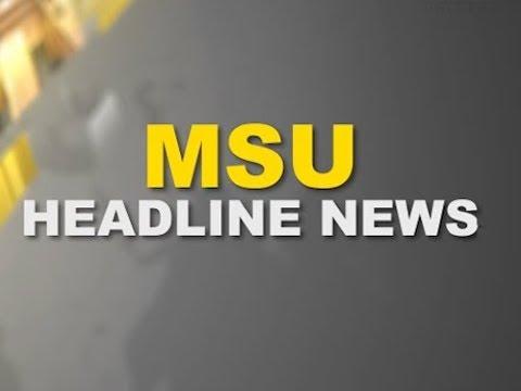 MSU HEAD LINE NEWS สรุปข่าวระหว่างเดือน พฤษภาคม - มิถุนายน 2561