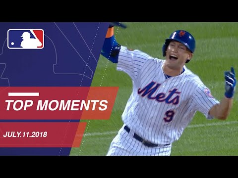 Top 10 Plays of the Day - July 11, 2018