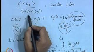 Mod-09 Lec-16 Drift Flux Model ( Contd.)