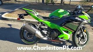 8. 2020 Kawasaki Ninja® 400 ABS KRT Edition