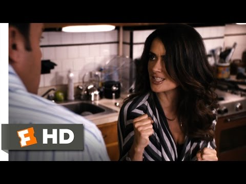Here Comes the Boom (2012) - Weirdest Date Ever Scene (9/10) | Movieclips