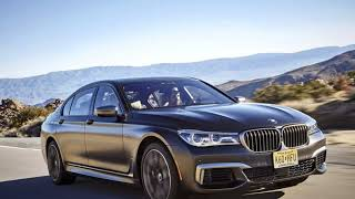 2018 BMW 7 Series Features REVIEW