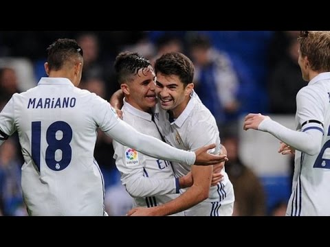 Real Madrid vs Cultural Leonesa 6-1 - Copa del Rey 30/11/2016 | HD