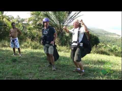 Parapente em Serra Grande Bahia
