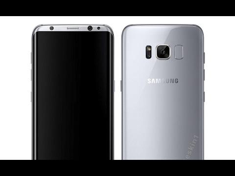 Come sara' il Samsung Galaxy S8? Riepilogo Rumors