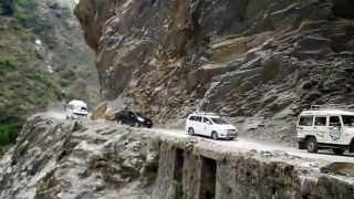 Badrinath India  City pictures : Badrinath Yatra 2015: The most Scariest and advantures road in india