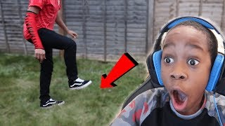 I Mastered The Invisible Box Challenge.. **PRANK!** (Insane)