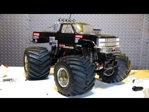 Kyosho - Click Here To Subscribe! ▻ http://bit.ly/JOovvU - Yes, I'm on a Flashback to my youth, when the Kyosho USA 1 was one of the dominating Monster trucks of its ...
