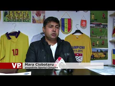 Steaua București vine în Câmpina!