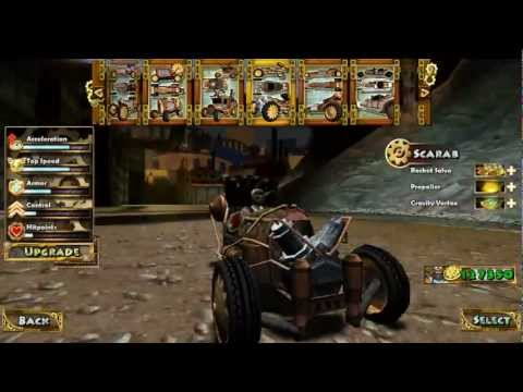 Video of Steampunk Racing 3D